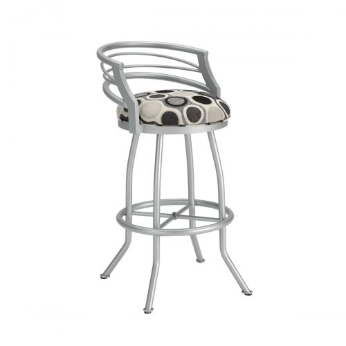 Barrel Swivel Stool