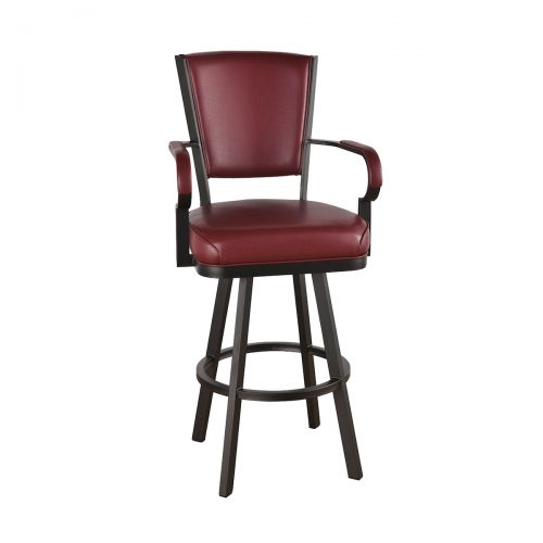 Laguna Swivel Arm Stool