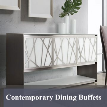 Contemporary Dining Buffets