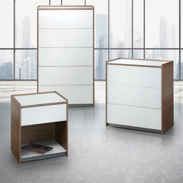 Kubik Bedroom Storage Setting