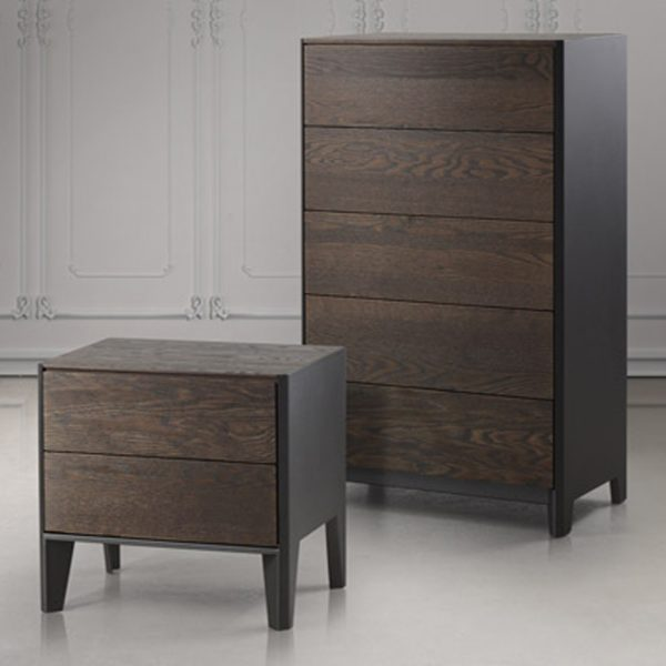 Mystere Bedroom Storage Setting