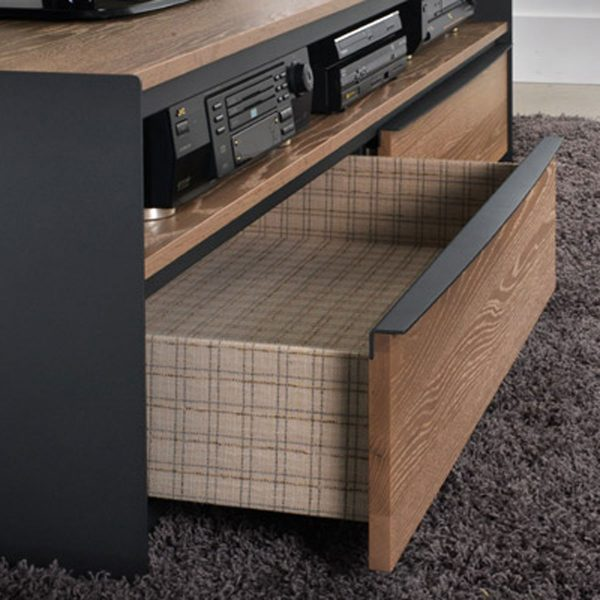 Roots Media Console Drawers