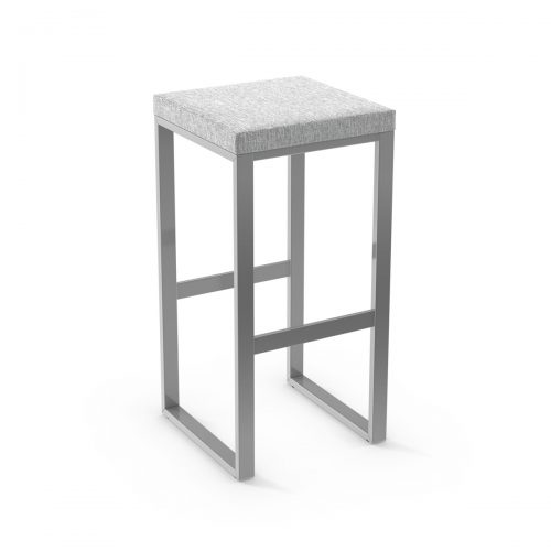 Aaron Backless Stool