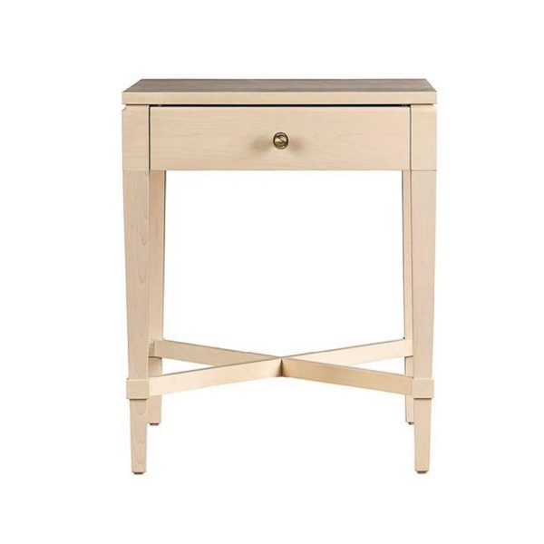 Ava Side Table With Drawer