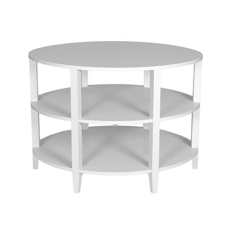 Crawford 3 Level Cocktail Table