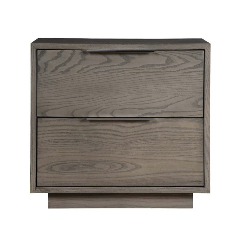 Dartmoor 24 Inch 2 Drawer Nightstand