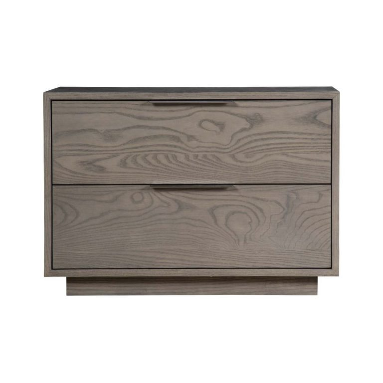 Dartmoor 32 Inch 2 Drawer Nightstand