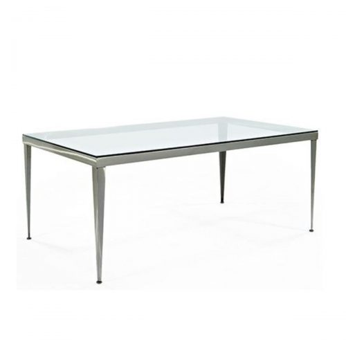Domino Rectangle Dining Table