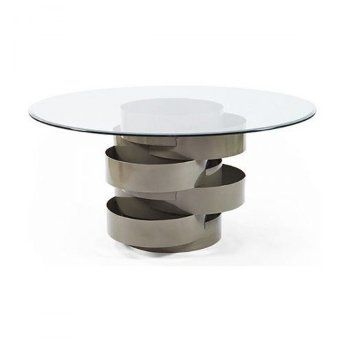 Halo Round Dining Table