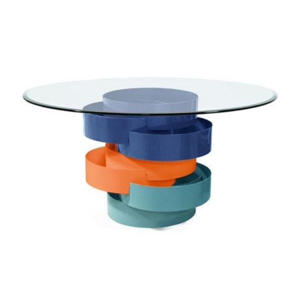 Halo Round Dining- able (Multicolor)