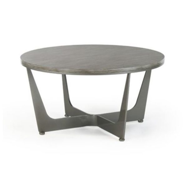 Conner Cocktail Table (Wood Top)