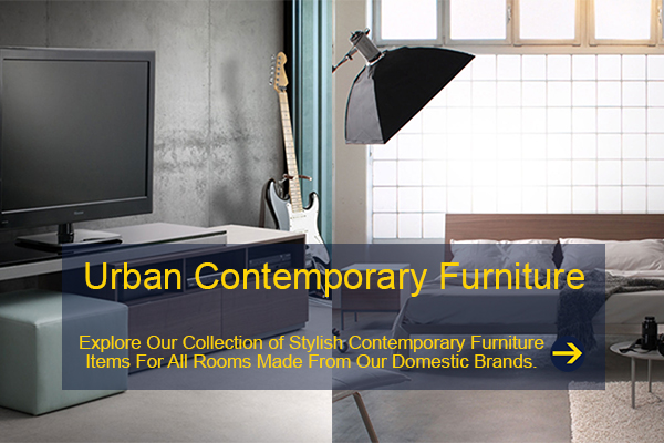Urban Contemporary Furniture