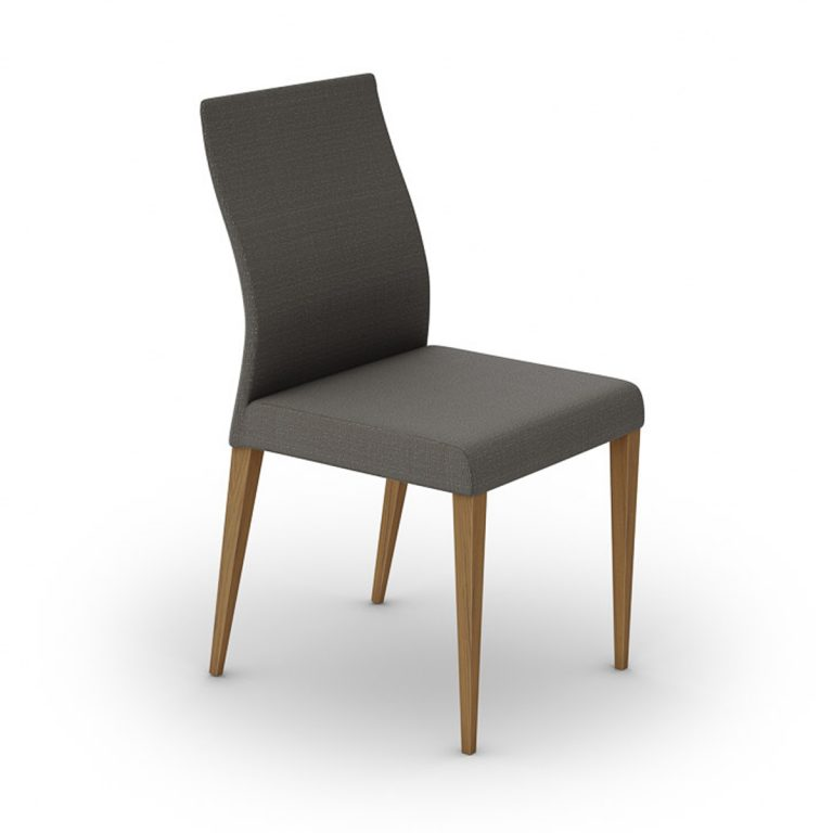Dali Chair With Low Backrest