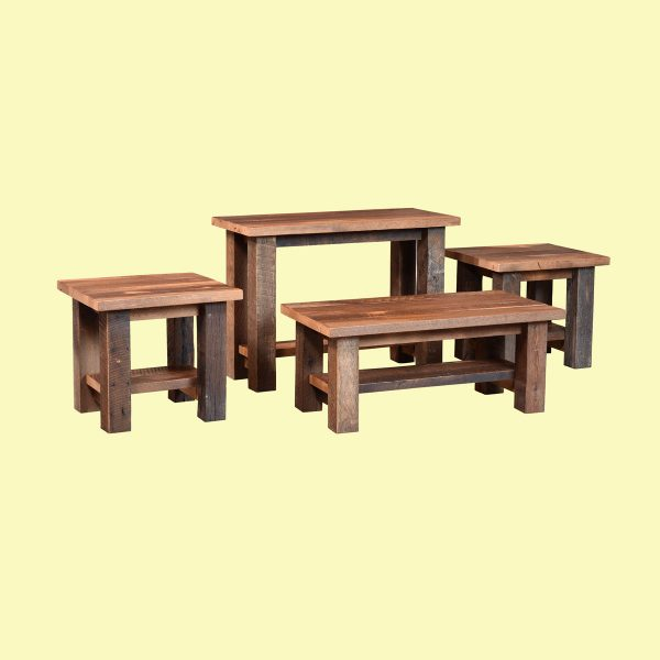 Almanzo Occasional Tables