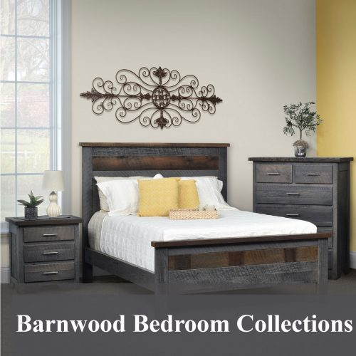 Barnwood Bedroom Collections