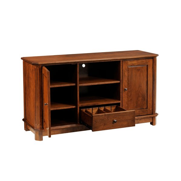 Franchi TV Stand 2 Open