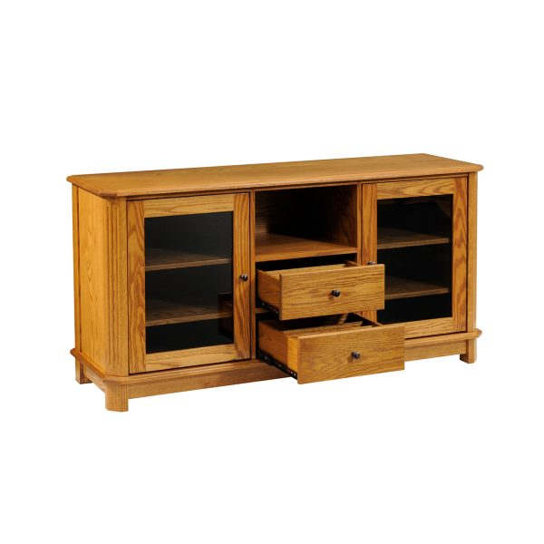 Franchi TV Stand 4 Open