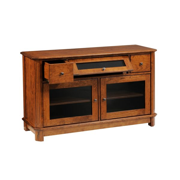 Franchi TV Stand Open