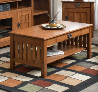 Liberty Mission Occasional Tables