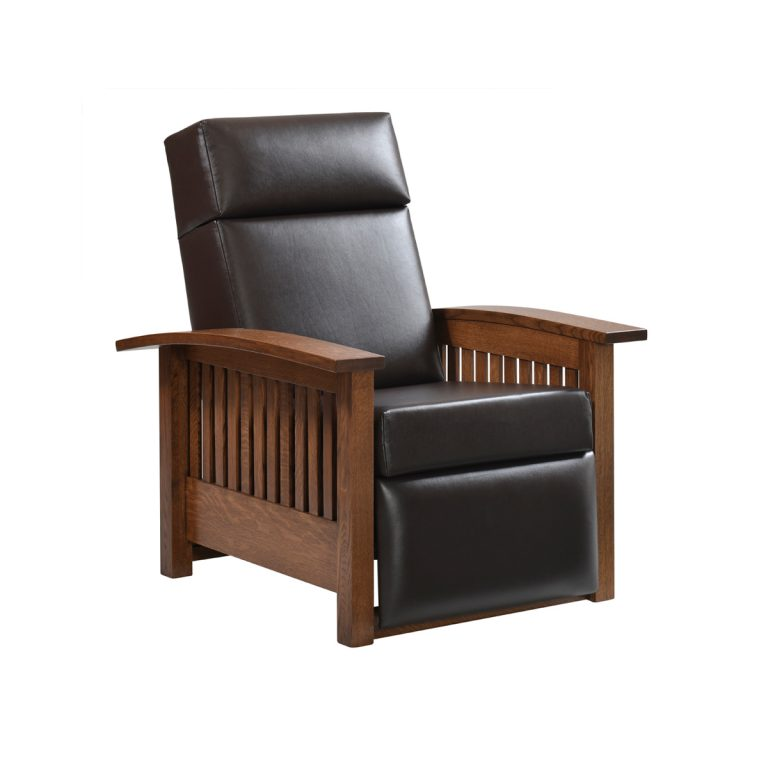 Liberty Mission Recliner front