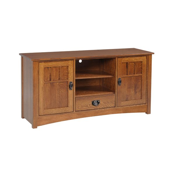 Liberty Mission TV Stand 2