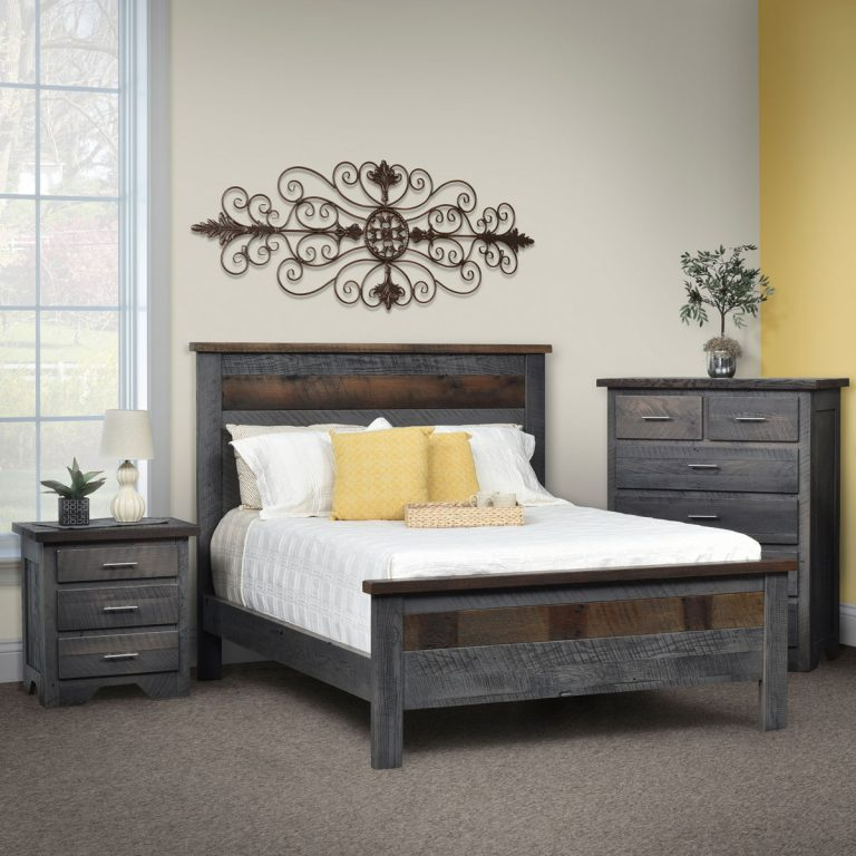 London Fog Bedroom Collection