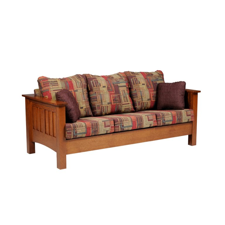 Mission Sofa Front