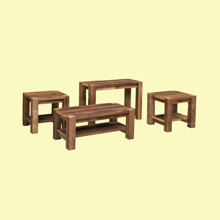 Timber Ridge Occasional Tables