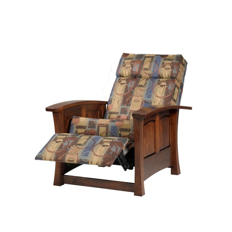 Woodbury Recliner Open