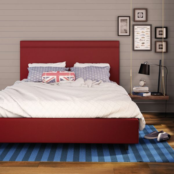 Breeze Bed Setting 2