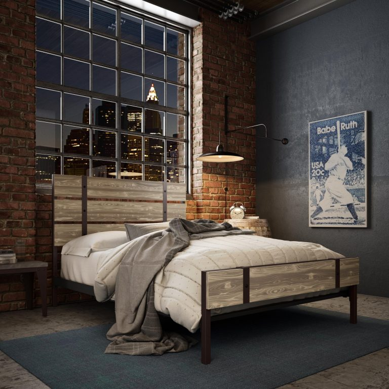 Dover Bed Setting