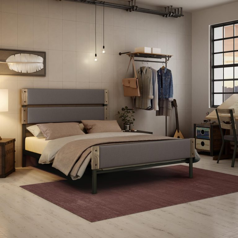 Dunhill Bed Setting