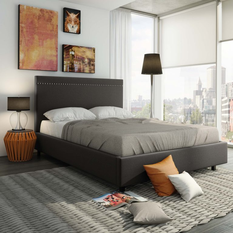 Gastown Bed Setting