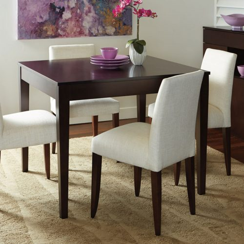 Small Square Dining Set