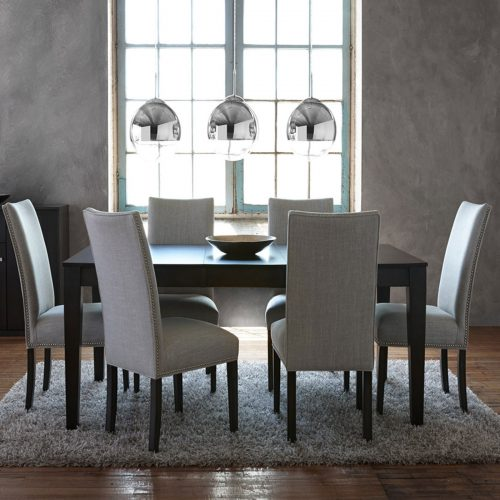 60 Inch Square Dining Set
