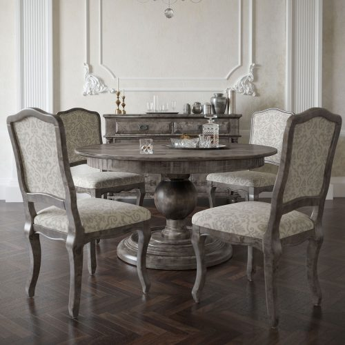 Champlain Formal Round Dining Set