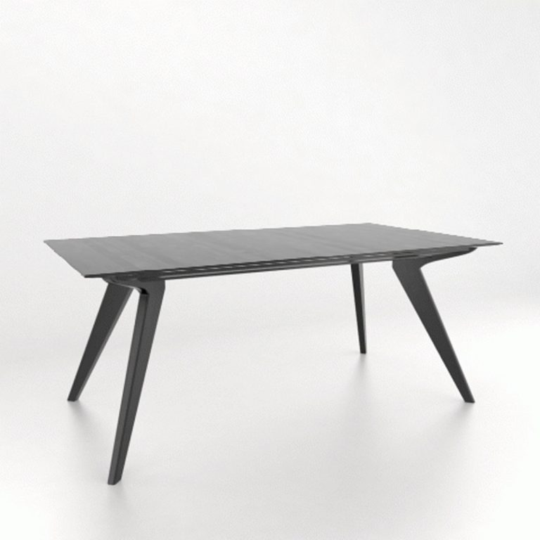 Downtown Rectangle Wood Table