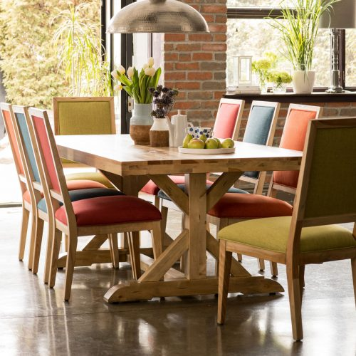 Loft Rectangle Dining Set
